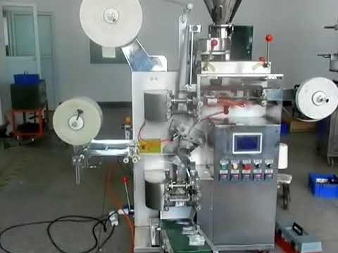 Dip Tea Making Machine