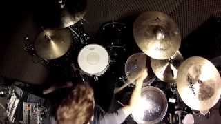 Aric Improta | Drum Chain | 9 Drummers : 1 Song