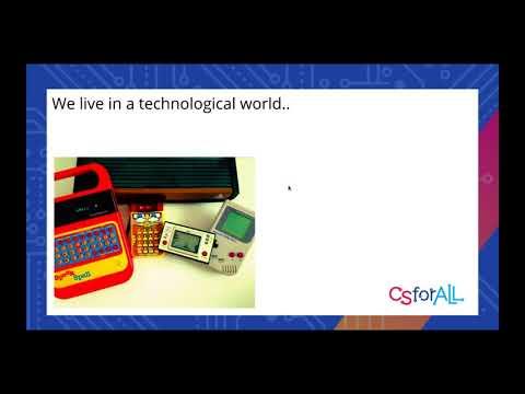 CS for Eco – Guest Speaker Webinar