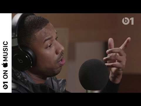 Michael B. Jordan on how 'Black Panther' Represents Social Change | Beats 1 | Apple Music