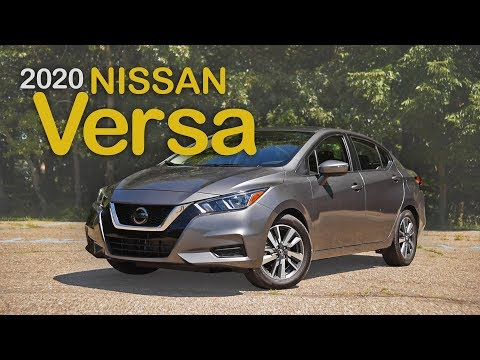 2020 Nissan Versa Review: Curbed with Craig Cole