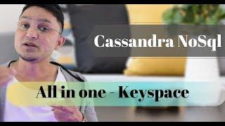 Cassandra  Tutorial#13 All about keySpace | Create,Alter,Drop keyspace in Apache cassandra
