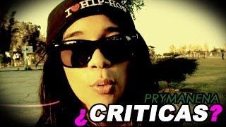 "Prymanena-Criticas ""Video Promocional"""