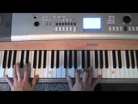 4 Gospel Hymns (Easy-to-Play) Beginner Piano - Matt McCoy
