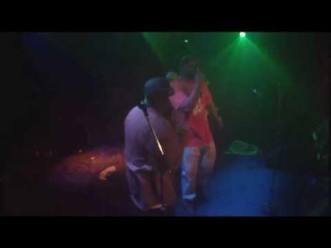 Cavalier Kidd live @ Double Door opening for Slum Village pt.1