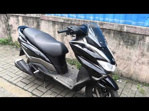 New Suzuki Burgman 125cc Scooter Review