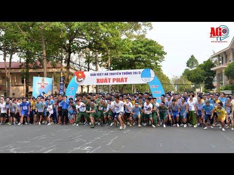 1.000 đoàn viên, thanh niên tham gia chạy việt dã truyền thống 26-3