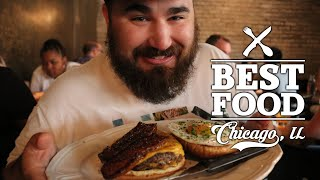Best Food In Chicago Illinois The Journey
