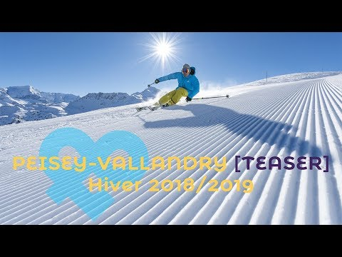Peisey-Vallandry - Teaser Hiver 2018/2019