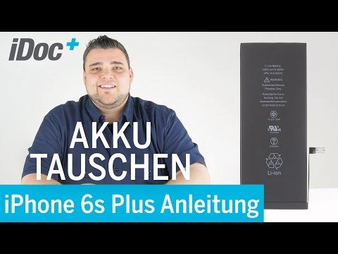 iPhone 6s Plus – Akku tauschen [Reparaturanleitung]