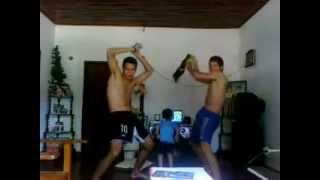 preview picture of video 'harlem shake. villarrica (barrio estacion)'