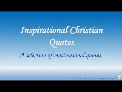 Inspirational Christian Quotes