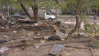В Перми у пенсионерки снесли гараж накануне «гаражной амнистии»