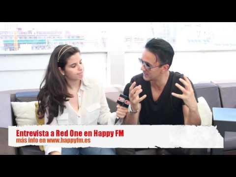 Entrevista a RedOne en Happy FM