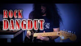 (Rock Dangdut) Memori Daun Pisang - Guitarist Malaya