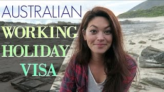HOW TO GET A WORKING HOLIDAY VISA // Australia