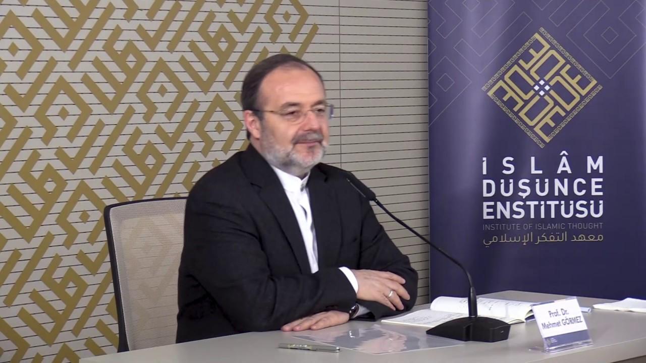 Prof. Dr. Mehmet Görmez I Gönül Doktoru Olmak III