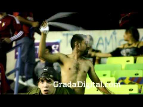 """""""Aficionados del Monagas SC   GradaDigital.com"""" Barra: Guerreros Chaimas • Club: Monagas"""