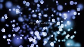 bokeh motion background | blue bokeh video background | moving background bokeh video | light leaks