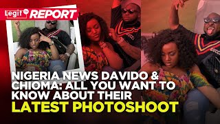 Davido & Chioma: All You Want To Know About Their Latest Photoshoot