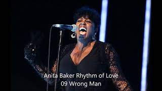 Anita Baker Rhythm of Love 09 Wrong Man