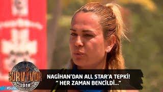 Nagihan'ın Kararına All Star'dan Tepki! | Her Zaman Bencildi | 22.Bölüm | Survivor 2018