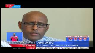 Industrial CS Adan Mohammed has a plan to create more jobs for Kenyans
