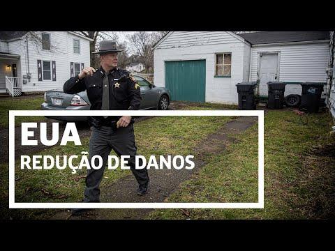 OPIOIDES: Em Ohio, policiais buscam dependentes para oferecer tratamento