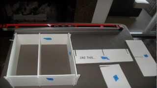 DIY: How To Make Custom Drawer Dividers For $1