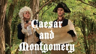 Caesar and Montgomery