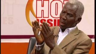 Hot Issues With Brig.  Gen  J.  Nunoo Mensah  1122017