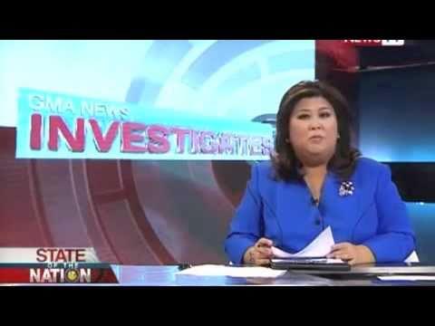 Spot on ang kamay ng bata