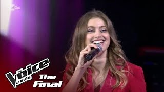 "Betta Lemme ""Bambola"" - The Final - The Voice of Italy 2018"