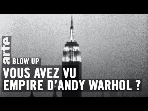 Vous avez vu Empire d'Andy Warhol ? - Blow Up - ARTE