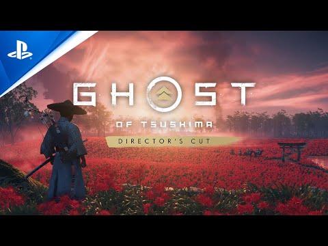 Trailer d'annonce de Ghost of Tsushima Director's Cut
