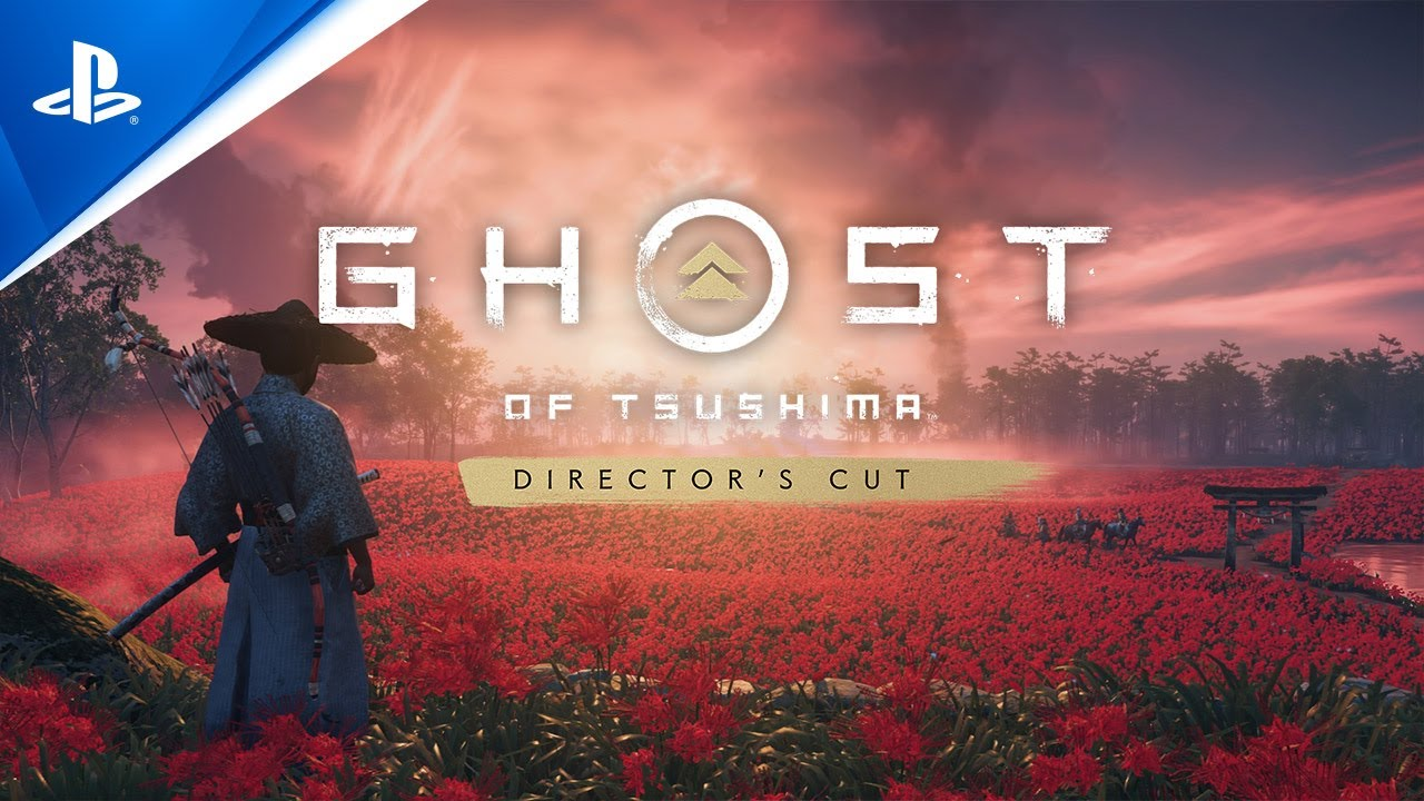 Диск Ghost of Tsushima Director's Cut (Blu-Ray) для PS4 video preview