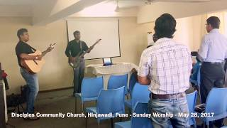 Praise & Worship led by Bro Chandramohan - May 28, 2017