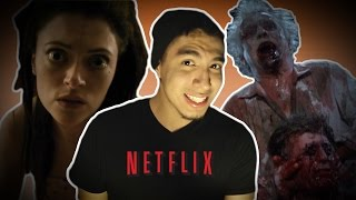 The Top 7 Scariest Movies on Netflix for October