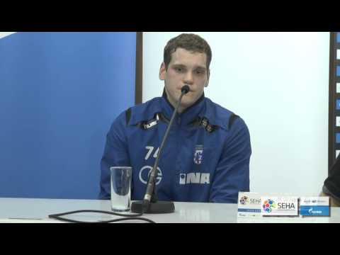 CO Zagreb - Vardar Press conference