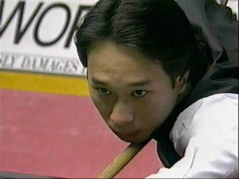 James Wattana v Jimmy Michie 1996 World Championship. Rd 1.