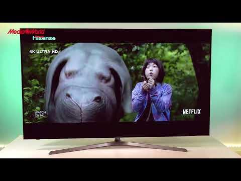 Hisense ULED U7A - Smart TV 55