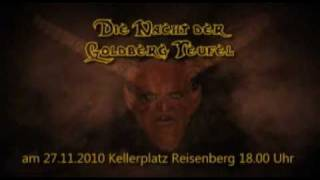preview picture of video 'Goldbergteufeln Reisenberg'