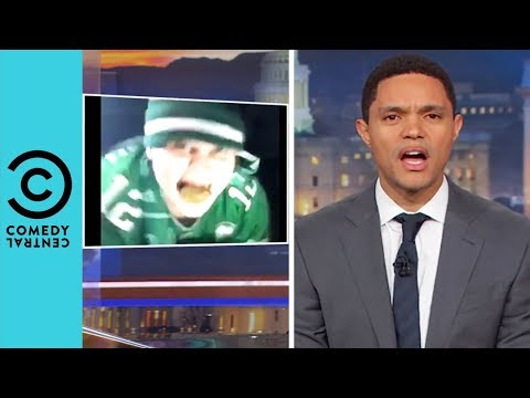 The Super Bowl Of All Riots | The Daily Show