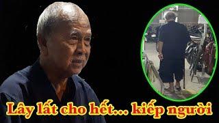 Hỗ trợ bất ngờ và thông tin mới nhất về người cựu binh già sống lây lất ở bãi xe - Guufood
