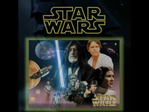Star Wars Theme/Cantina Band (12