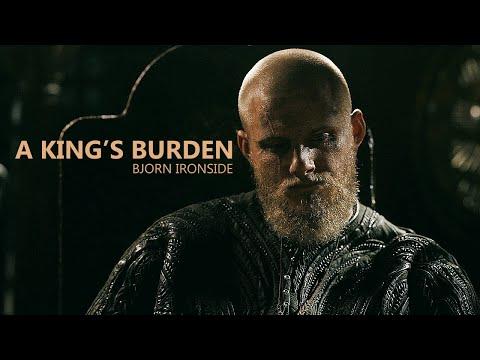 (Vikings) Bjorn Ironside | A King's Burden