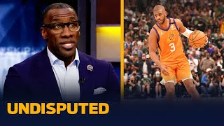 CP3's reputation should not be dinged after Finals loss - Shannon I NBA I UNDISPUTED