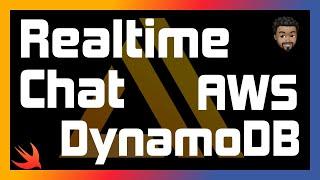 Realtime Chat App with AWS DynamoDB | AWS Amplify