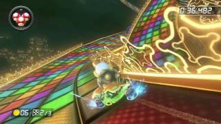 N64 Rainbow Road - 1:16.648 - SimonLeBel (Mario Kart 8 World Record)