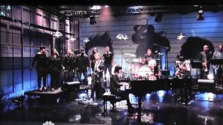 Parachute performs Something To Believe on Leno